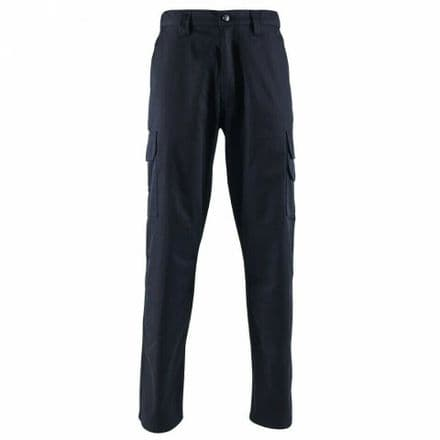 Supertouch Mens Cargo Combat Work Trouser Knee Pad Pockets Professional Trousers